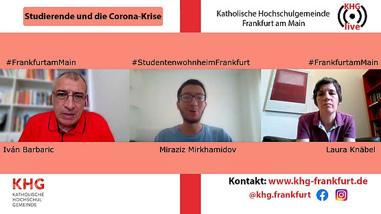 Internationale Studierende und die Corona-Krise